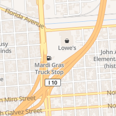 Directions for Mardi Gras Truck Stop in New Orleans, LA 2301 Elysian Fields Ave