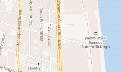 Directions for Mulate's the Original Cajun Restaurant in New Orleans, LA 201 Julia St