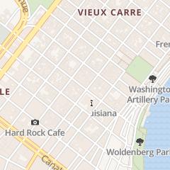 Directions for ANTOINE'S RESTAURANT in New Orleans, LA 725 Saint Louis St