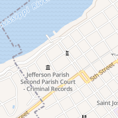 Directions for Courthouse Cafe in Gretna, LA 838 2nd St