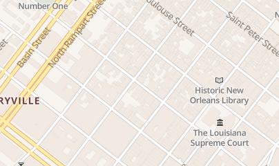 Directions for Deja Vu Restaurant & Bar in New Orleans, LA 400 Dauphine St