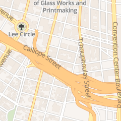 Directions for The Rusty Nails in New Orleans, LA 1102 Constance St