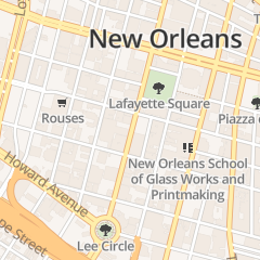 Directions for Cibugnu in New Orleans, LA 709 St Charles Ave.