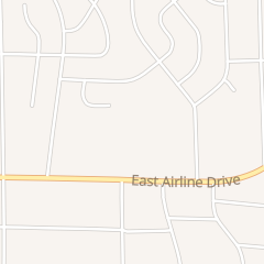 Directions for Airline Drive Self Storage in East Alton, IL 490 E Airline Dr