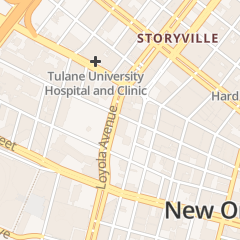 Directions for Holiday Inn in New Orleans, LA 330 Loyola Ave