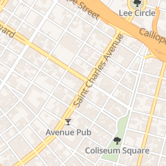 Directions for Zea Rotisserie & Grill in New Orleans, LA 1525 Saint Charles Ave