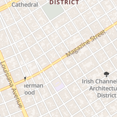 Directions for SUCRE in NEW ORLEANS, LA 3025 Magazine St
