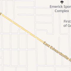 Directions for Fiona's Family Restaurant in Wood River, IL 595 E Edwardsville Rd
