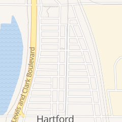 Directions for Jr's Place in Hartford, IL 418 n Delmar Ave