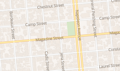 Directions for Crescent City Vape in New Orleans, LA 4507 Magazine St