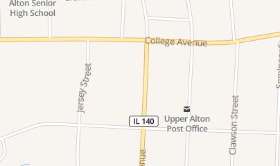 Directions for Redbox in Alton, IL 1650 Washington Ave