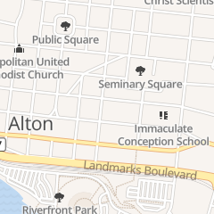 Directions for Knights of Columbus - Banquet Facilities Available in Alton, IL 405 E 4th St