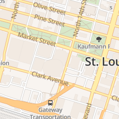 Directions for Peabody Opera House in Saint Louis, MO 1400 Market St