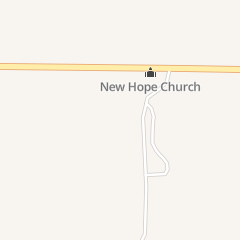 Directions for New Hope Baptist Church in Pollard, AR 7600 Highway 62