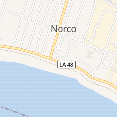 Directions for Subway in Norco, LA 15634 River Rd