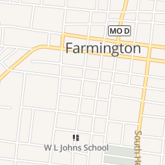 Directions for The Factory in Farmington, MO 200 W 1st St Ste 201