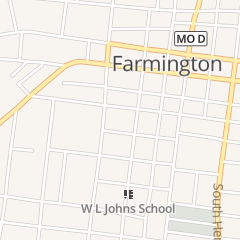 Directions for The Factory Diner in Farmington, MO 200 W 1st St Ste 201