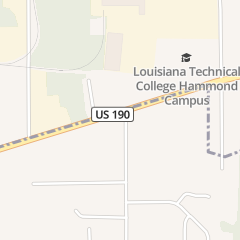 Directions for Kyle One Stop in Hammond, LA 17702 Highway 190 E