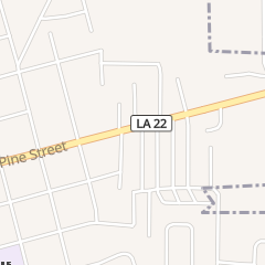 Directions for LA Nails and Spa in Ponchatoula, LA 835 W Pine St