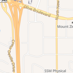 Directions for Creve Coeur Assisted Living in Creve Coeur, mo 693 Decker Ln
