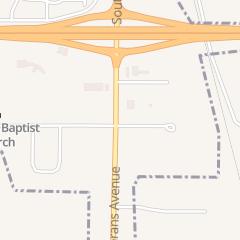 Directions for Jacmal Printing in Hammond, LA 2515 Veterans Ave