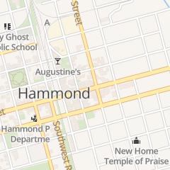 Directions for Noland Stewart Salon in Hammond, LA 209 E Thomas St
