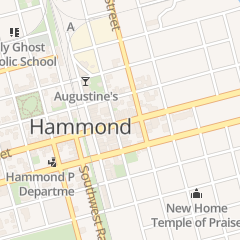 Directions for The Steakhouse in Hammond, LA 221 E Thomas St