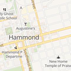 Directions for The Color Code in Hammond, LA 215 E Thomas St
