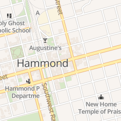 Directions for Your Mom's Bar and Grill in Hammond, LA 201 E Thomas St