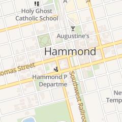 Directions for Mariner's Inn in Hammond, LA 117 W Thomas St