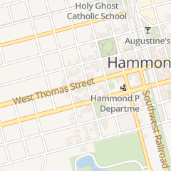 Directions for Neill Corp in Hammond, LA 113 S Pine St