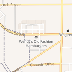 Directions for Wendy's in Hammond, LA 2201 W Thomas St