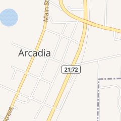 Directions for Arcadia Academy Bed & Breakfast in Arcadia, MO 211 S College St