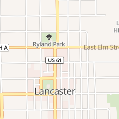 Directions for Fireball Lanes in Lancaster, WI 209 N Madison St