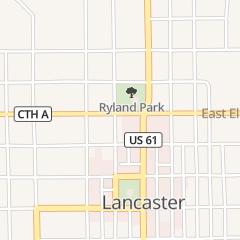 Directions for D J Heller Dds in Lancaster, WI 148 W Elm St