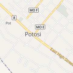 Directions for Blackbird Cafe in Potosi, MO 124 E High St