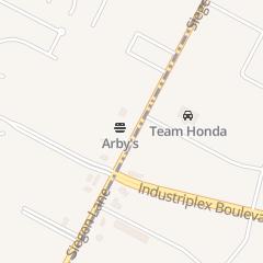Directions for Arby's Restaurant in BATON ROUGE, LA 6464 Siegen Ln