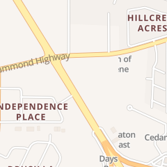 Directions for Mcdonald's Restaurant - Number 14 in Baton Rouge, LA 9755 Airline Hwy