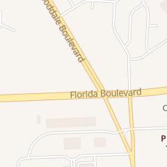Directions for Mcdonald's Restaurant - Number 32 in Baton Rouge, LA 8009 Florida Blvd