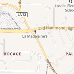 Directions for Palermo Ristorante in Baton Rouge, LA 7809 Jefferson Hwy