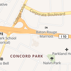 Directions for Patio Grill and Bar in Baton Rouge, LA 4728 Constitution Ave