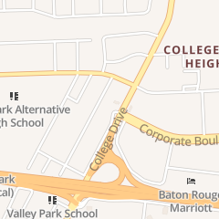 Directions for Psychic Room in Baton Rouge, LA 2422 College Dr