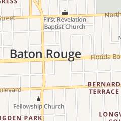 Directions for Baton Rouge General Medical Center in Baton Rouge, LA 3600 Florida Blvd