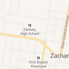 Directions for Overhead Door in Zachary, LA