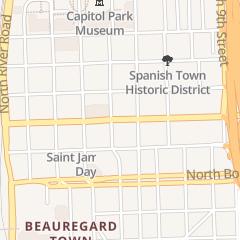 Directions for VENTURE TRANSPORT LOGISTICS in Baton Rouge, LA