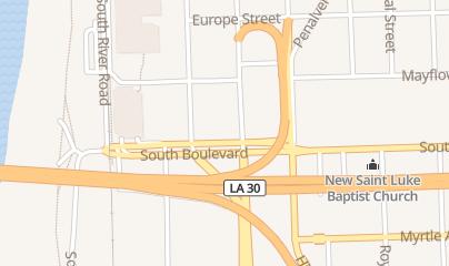 Directions for George's Place in Baton Rouge, LA 860 Saint Louis St
