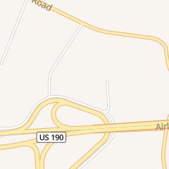 Directions for L & B Transport Industrial Waste Div in Port Allen, LA 624 Highway 190 W