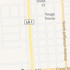 Directions for Hubben's Supermarket in Port Allen, LA 560 N Alexander Ave