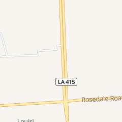 Directions for River Port Truck Stop in Port Allen, LA 910 Lobdell Hwy