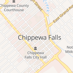 Directions for TOMAHAWK ROOM in Chippewa Falls, wi 306 N Bridge St